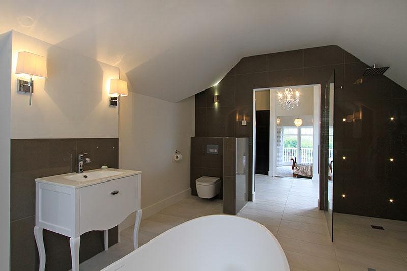 Bespoke New Build Development - Interior Design - Bathrooms