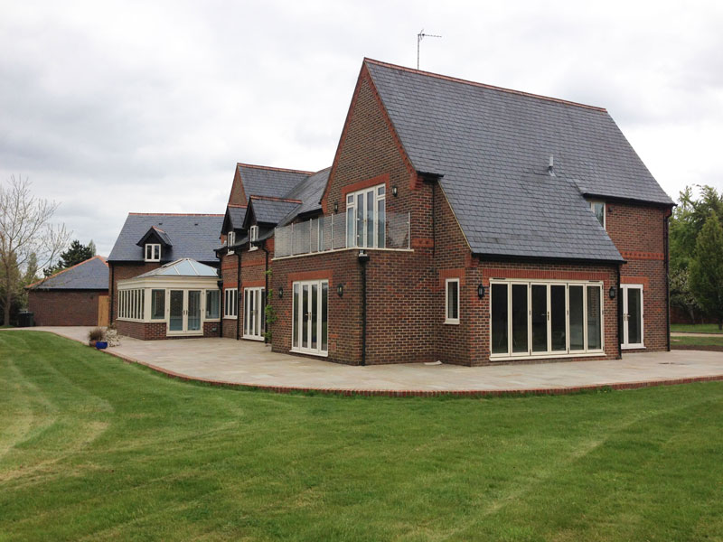 Bespoke New Build Development - Peppard Common