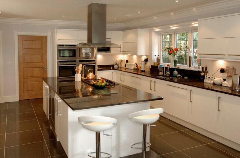 Bespoke New Build development - Bramley Hampshire