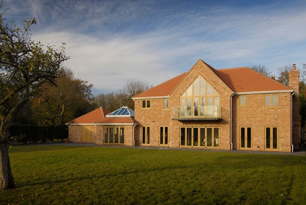 Bespoke New Build Development - Aborfield