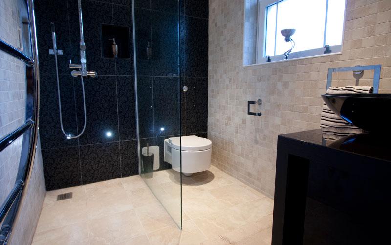 Bespoke New Build Development - Interior wet room