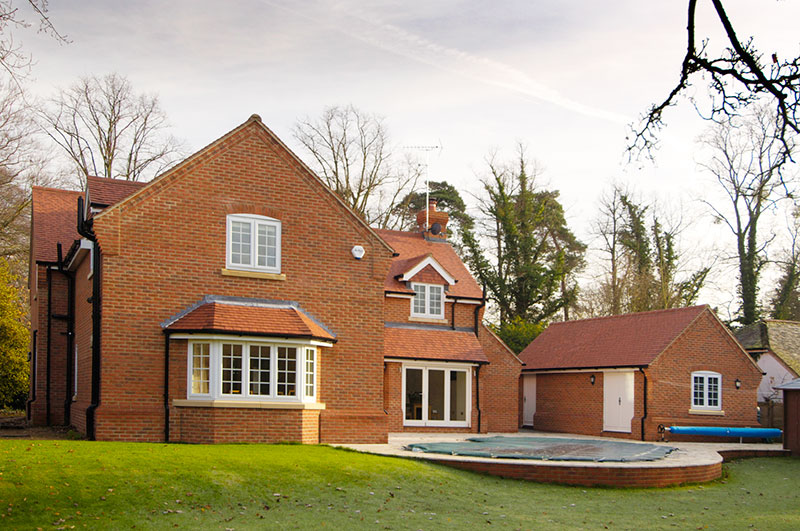 Bespoke New Build Development - Goring