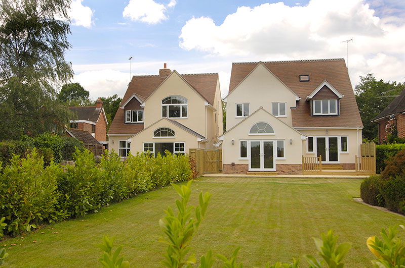 Wokingham Bespoke New Build Development