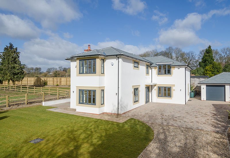 Rotherfield Grays New build Development