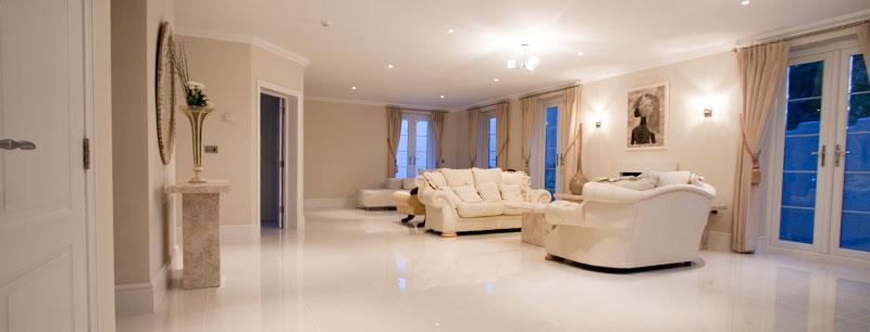 Bespoke New Build Development - Interior living space