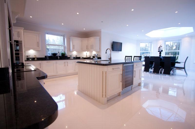 Bespoke New Build Development - Interior kitchen
